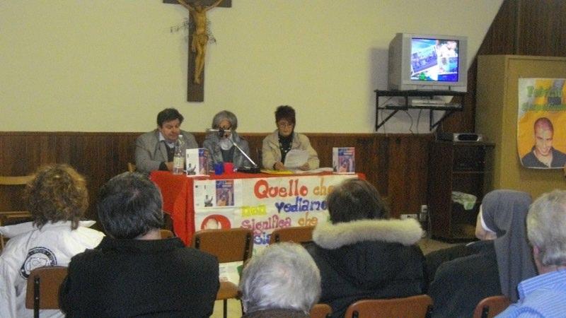 """14/11\""""012 Saloncino Parrocchia Madonna Divina Provvidenza"""