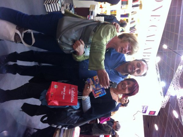 Salone Libro 2013  con Nicola Gratteri