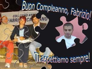 30 novembre compleanno Fabrizio Catalano