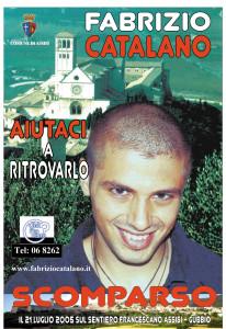 AssisiPosterFABRIZIO_CATALANO_scomparso