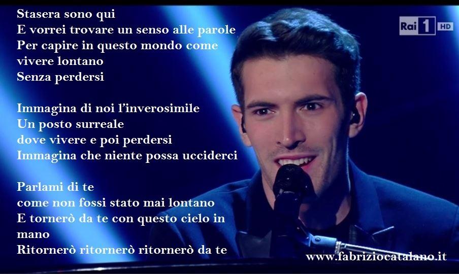Sanremo Il Festival I Vincitori I Testi Delle Canzoni E Video