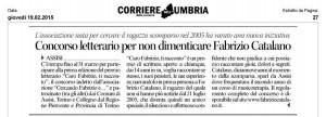 CorriereUmbriaPremioLetterario19022015