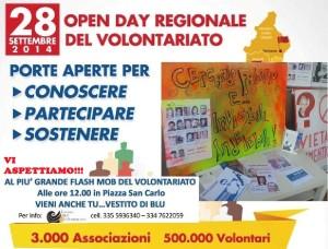 Flash mob -OpenDayVolontariato_Locandina_A3 (4)