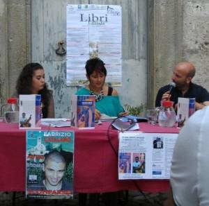 5 Agosto 2013 Federica Florio -Caterina Migliazza- Giovanni Iacquinta