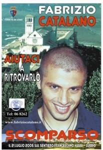 Ricordiamo Fabrizio Catalano a San Rufino, Assisi
