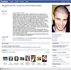 fabrizio-dove-sei-gruppo-facebook