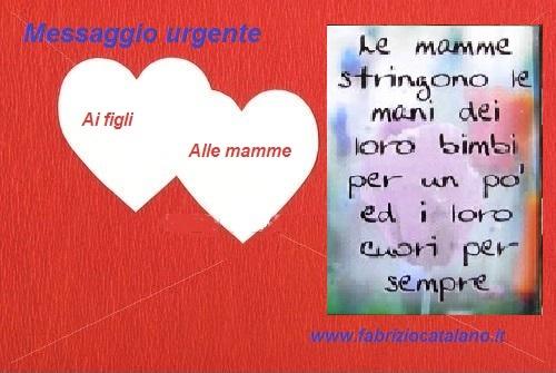 Messaggio Festa della Mamma