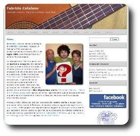 Blog dedicato alla ricerca di Catalano Fabrizio